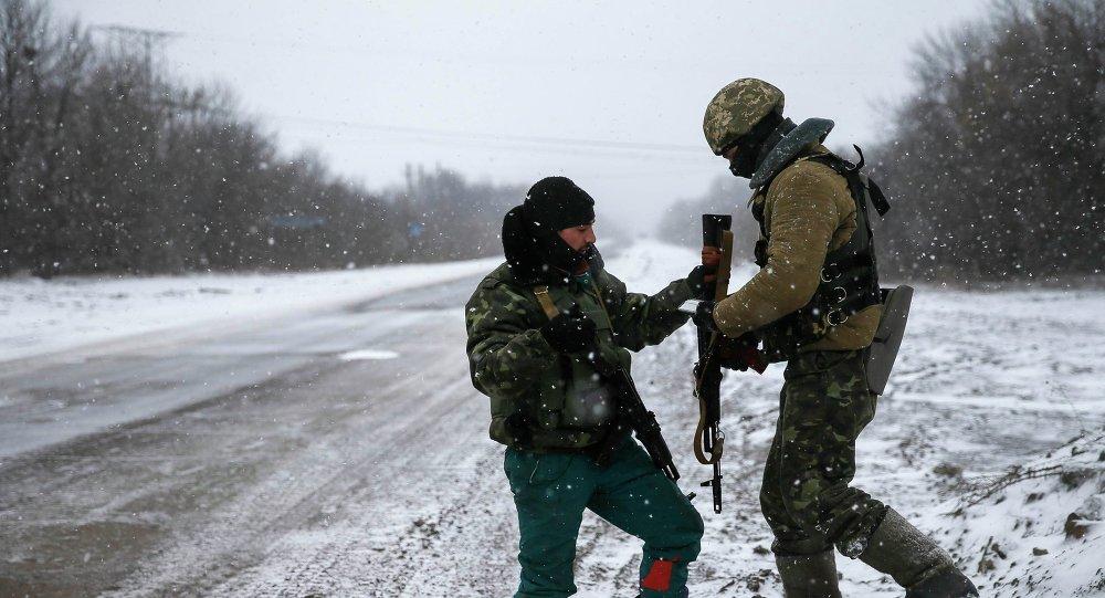 Kiev informa de cinco militares muertos en Donbás