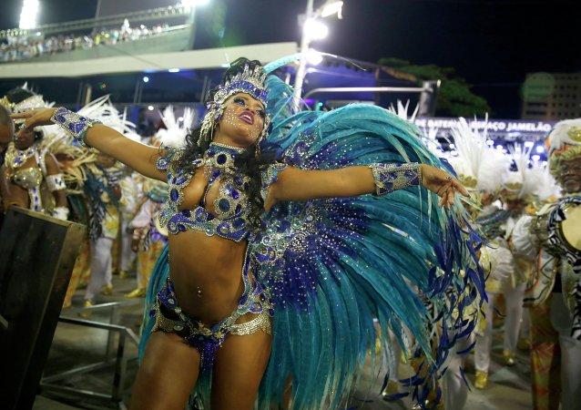 Carnaval de Brasil (archivo)