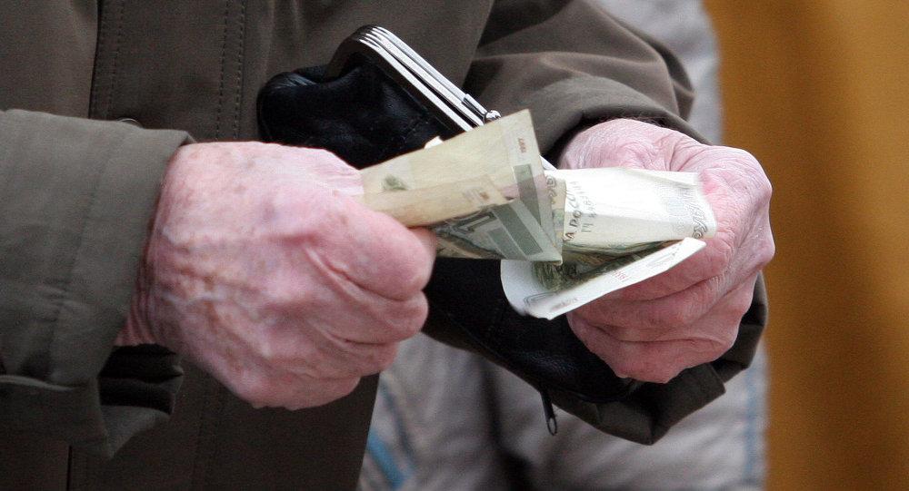 Los rusos pierden la esperanza de hacerse ricos, indica un estudio