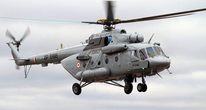 Helicóptero Mi-17V-5