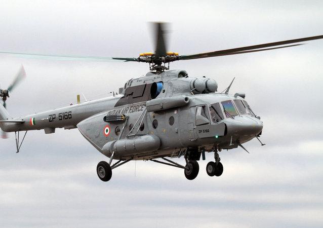 Mi-17 V5 (imagen referencial)