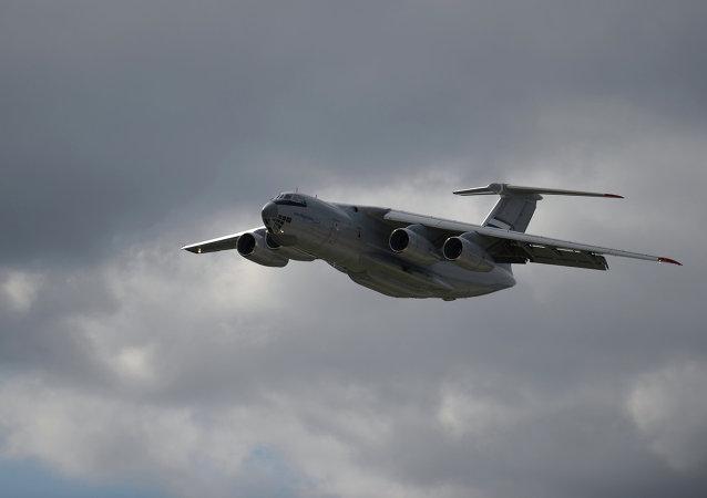 Открытие Международного авиасалона МАКС-2013