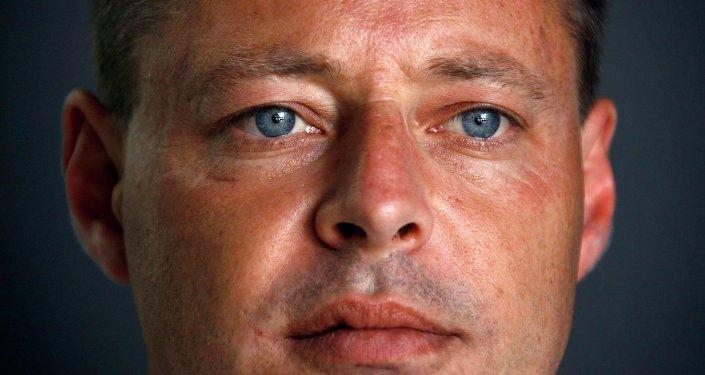David Hicks, exrecluso australiano de Guantánamo
