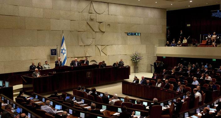 Knéset (parlamento de Israel)