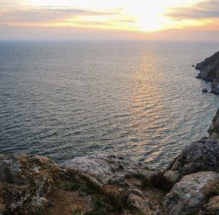 Vista al mar Negro, Crimea