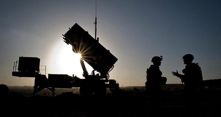 Sistema de defensa antimisiles estadounidense Patriot en Turquía