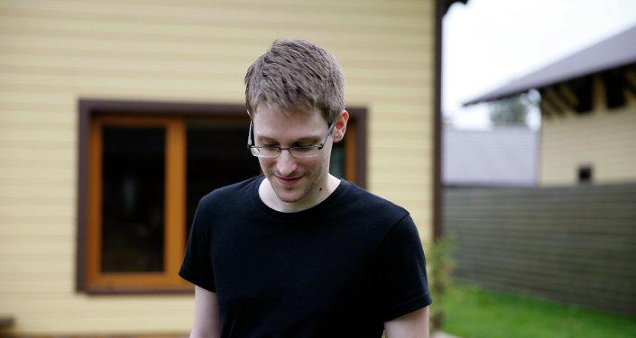 Edward Snowden, extécnico de la CIA