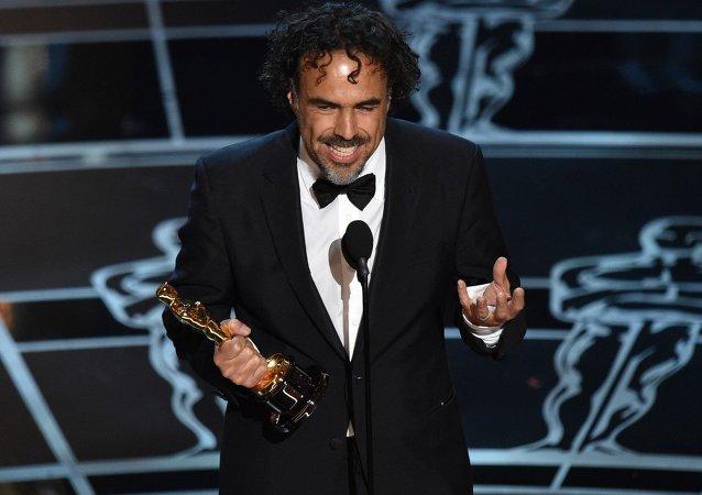 Alejandro González Iñárritu, director mexicano