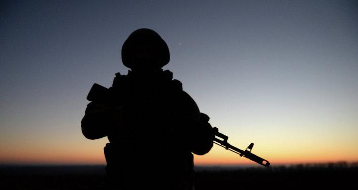 Miliciano de la RPD