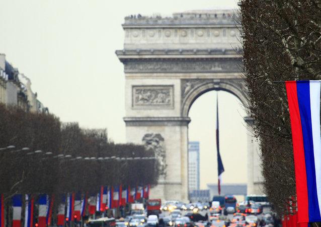 Voces en Francia a favor de Rusia