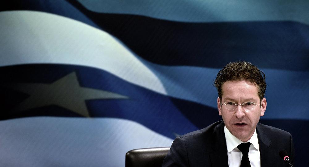 Jeroen Dijsselbloe, presidente del Eurogrupo