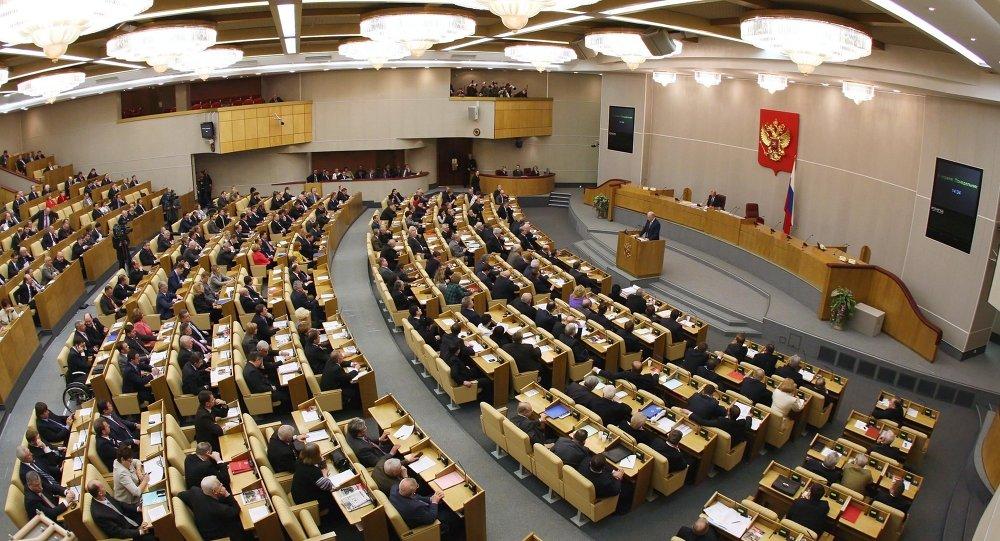 Дума приняла закон о создании реестра сайтов с запрещенной информацией