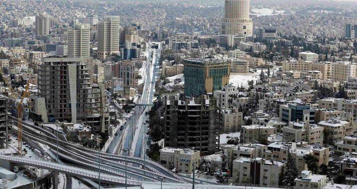 Amán, la capital de Jordania