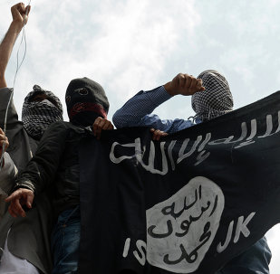 Yihadistas de Daesh