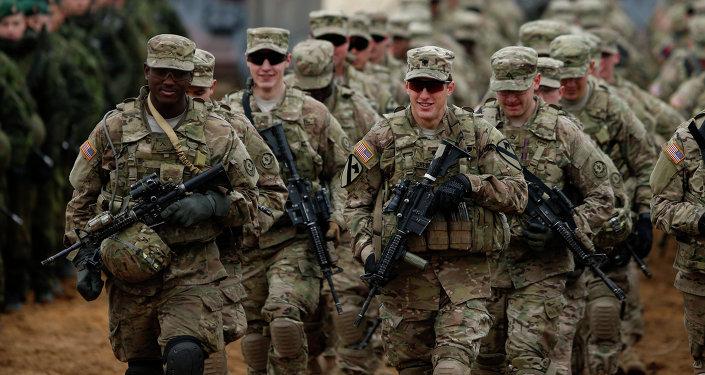 Ejército de EEUU (archivo)