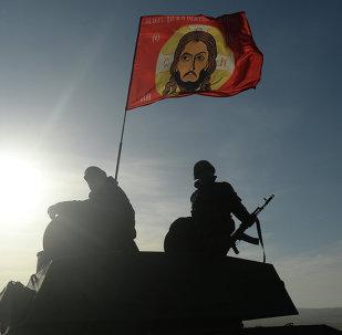 Retirada de armamento pesado de Donetsk