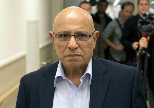 Meir Dagan, exjefe del Mosad