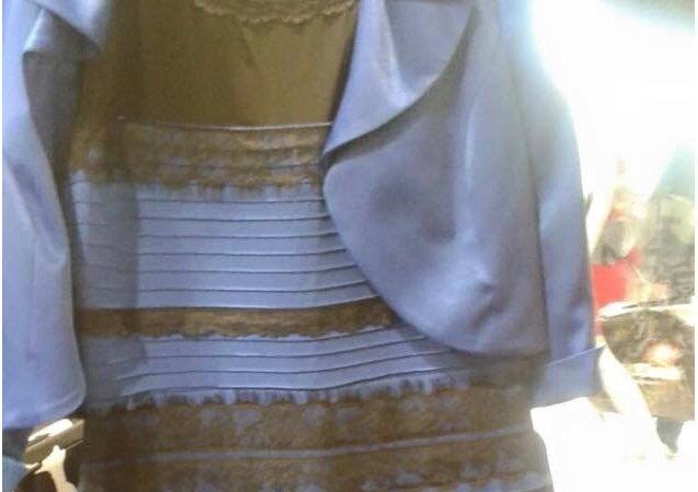 'Vestido de la discordia'
