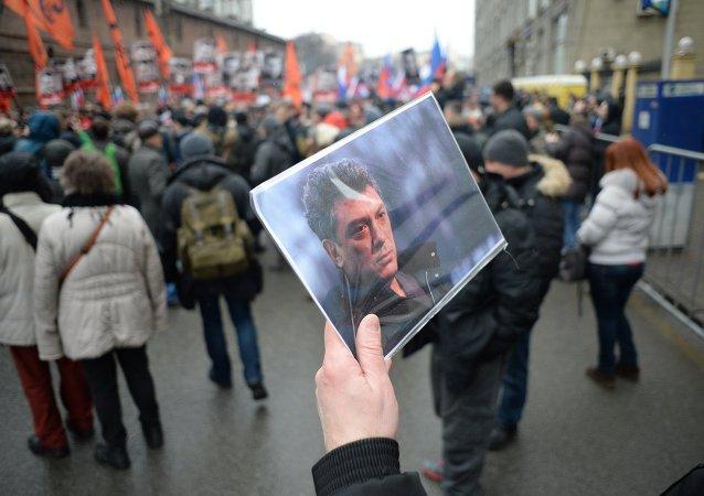 El rebote político de los disparos a Nemtsov