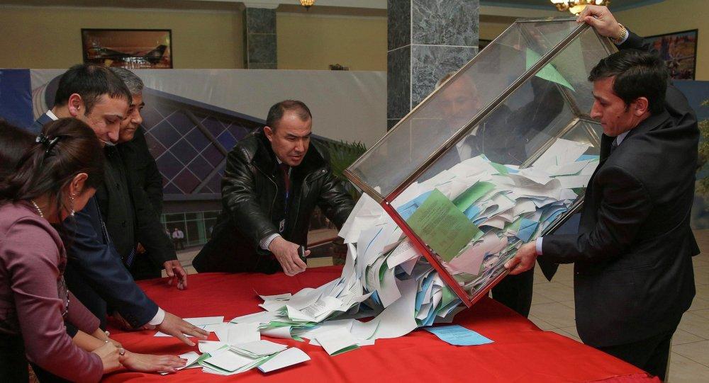 El partido oficialista triunfa en las elecciones parlamentarias de Tayikistán