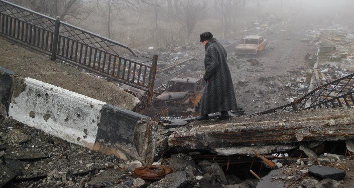 Creación de un tribunal sobre Ucrania prevendrá delitos contra la humanidad