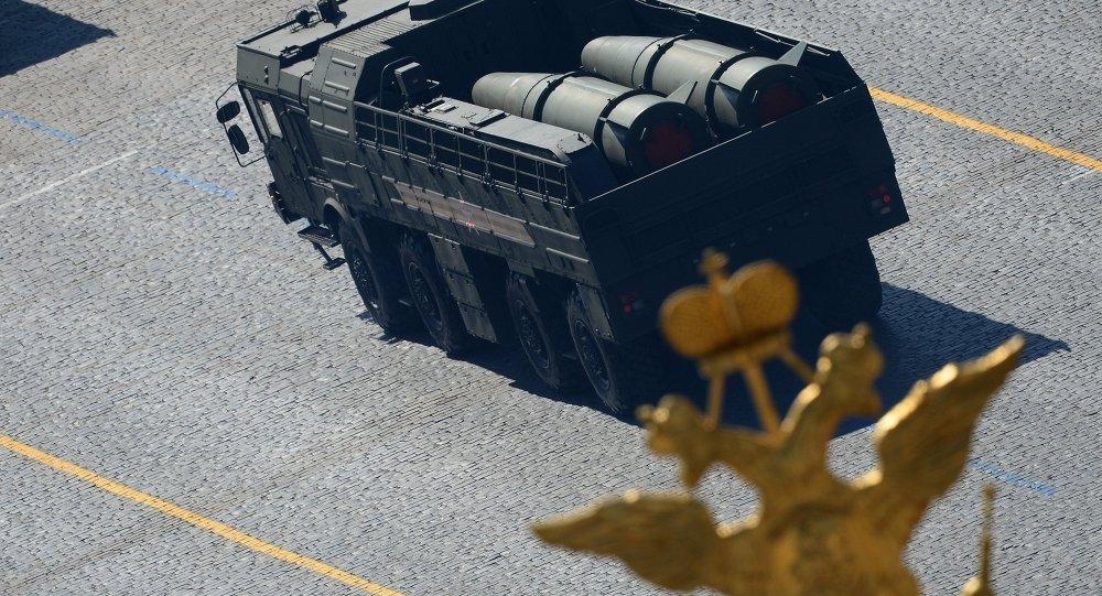 Misiles tácticos de Iskander-M