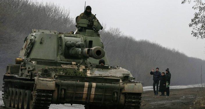 Exteriores dice que suministros de armas a Ucrania amenazarán seguridad de Rusia