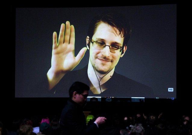 Edward Snowden, exagente de los servicios secretos estadounidenses