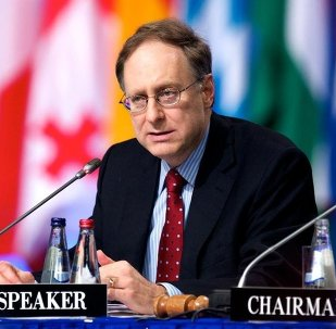 Alexander Vershbow, vicesecretario general de la OTAN