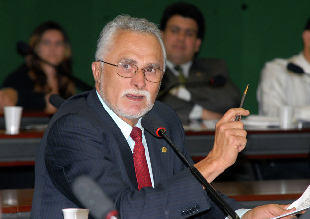 José Genoino, ex-presidente de PT