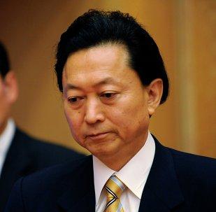 Yukio Hatoyama, ex primer ministro de Japón