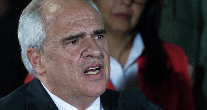 Ernesto Samper, secretario general de Unasur