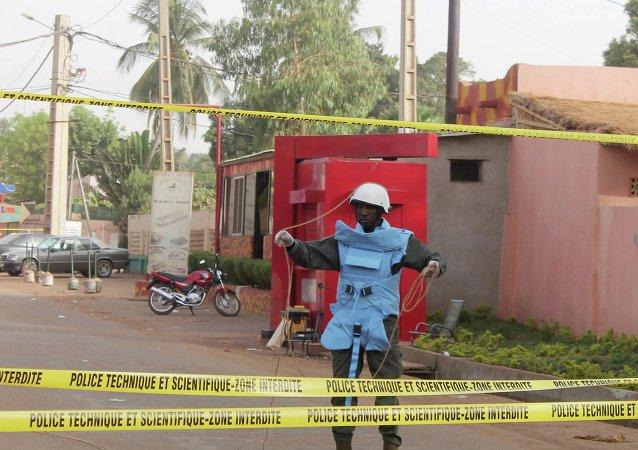 Ataque en Malí (archivo)