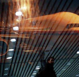 Boeing 777-200 de Malaysian Airlines con destino a Pekín (archivo)