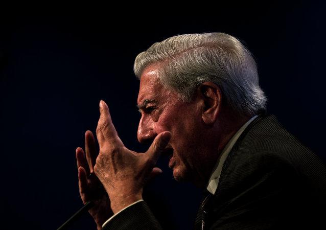 Mario Vargas Llosa, escritor