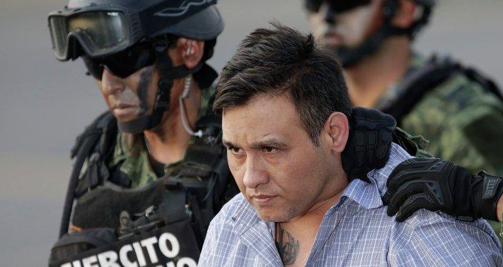 Omar Treviño, capo de Los Zetas