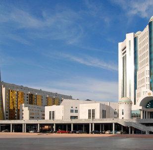 Astaná, la capital kazaja