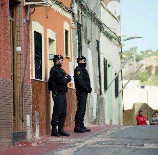 Guardia Civil española (archivo)