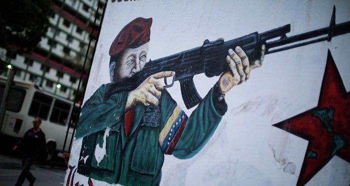Graffiti en Caracas