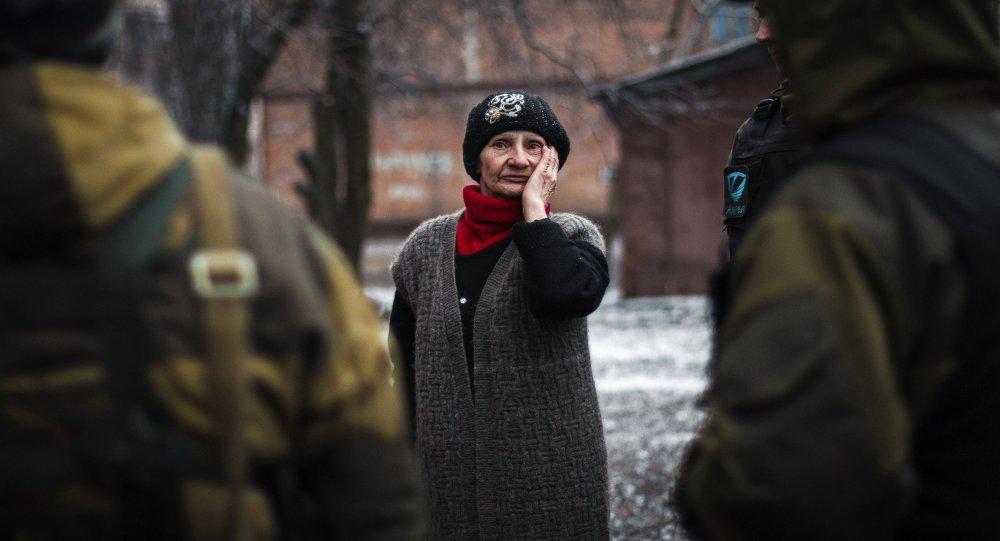 Donetsk denuncia que Kiev deja sin pensión a un millón de jubilados de Donbás