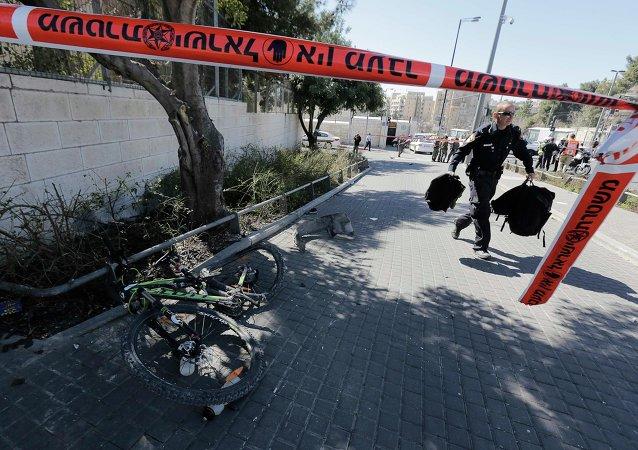 Palestino hiere a cinco personas en un ataque en Jerusalén