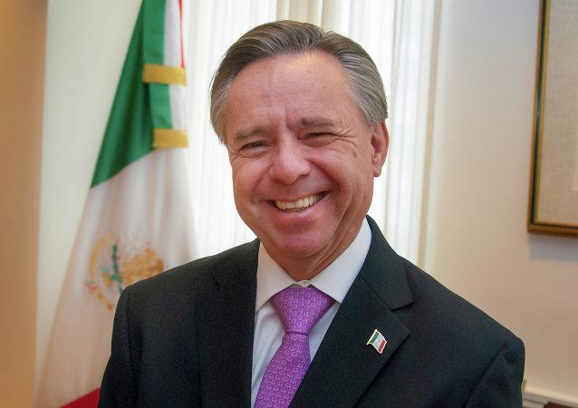 Eduardo Medina Mora, nuevo ministro de la Suprema Corte de Justicia de la Nación de México