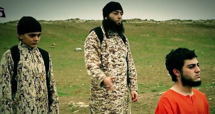 El rostro infantil del Estado Islámico