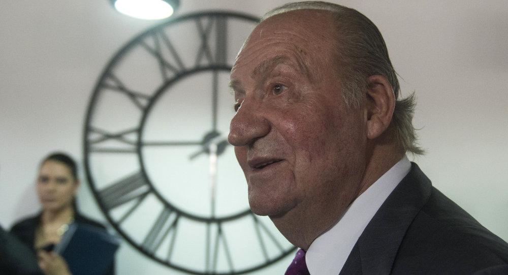 Juan Carlos I, el Rey emérito de España