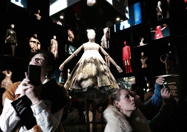 Exposición 'Belleza Salvaje' sobre Alexander McQueen