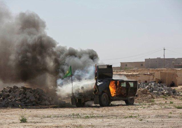Situación en Tikrit