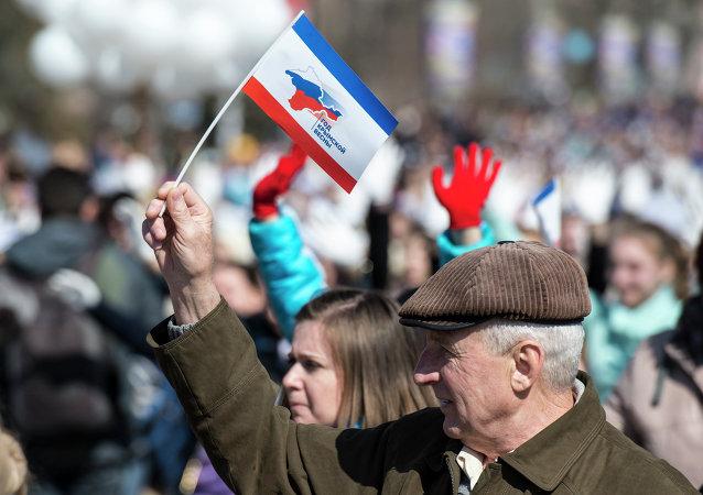 Las estadísticas revelan que el 84% de los crimeos tienen el ruso como lengua materna
