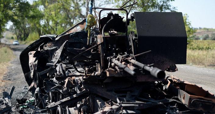 Fiscalía Militar ucraniana cifra en 360 los muertos durante el cerco a Ilovaisk