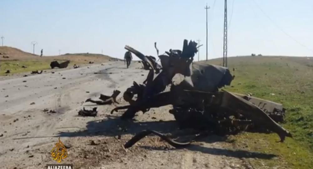 Kurdos iraquíes afirman que ISIL usa arma química contra ellos
