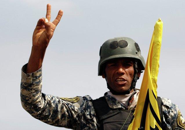 Militare iraquí (Archivo)